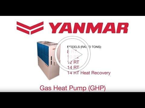 YANMAR VRF Overview