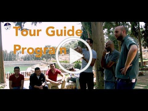 The Mission of Tour Guide Program