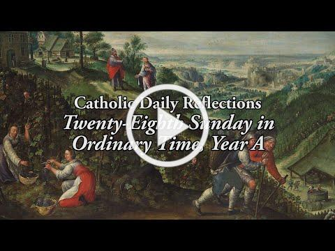 Responding to the Gospel - Sunday, October 11, 2020