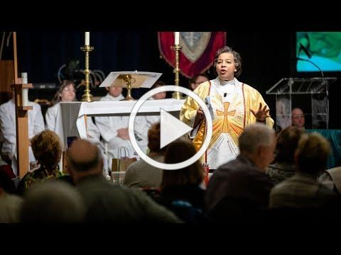 Bishop Carlye's homily at the 145th Diocesan Convention