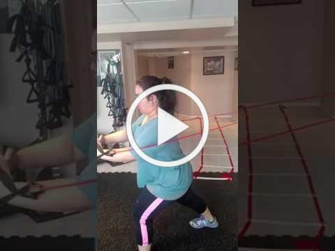 Angelica - Resistance Band Chest Fly