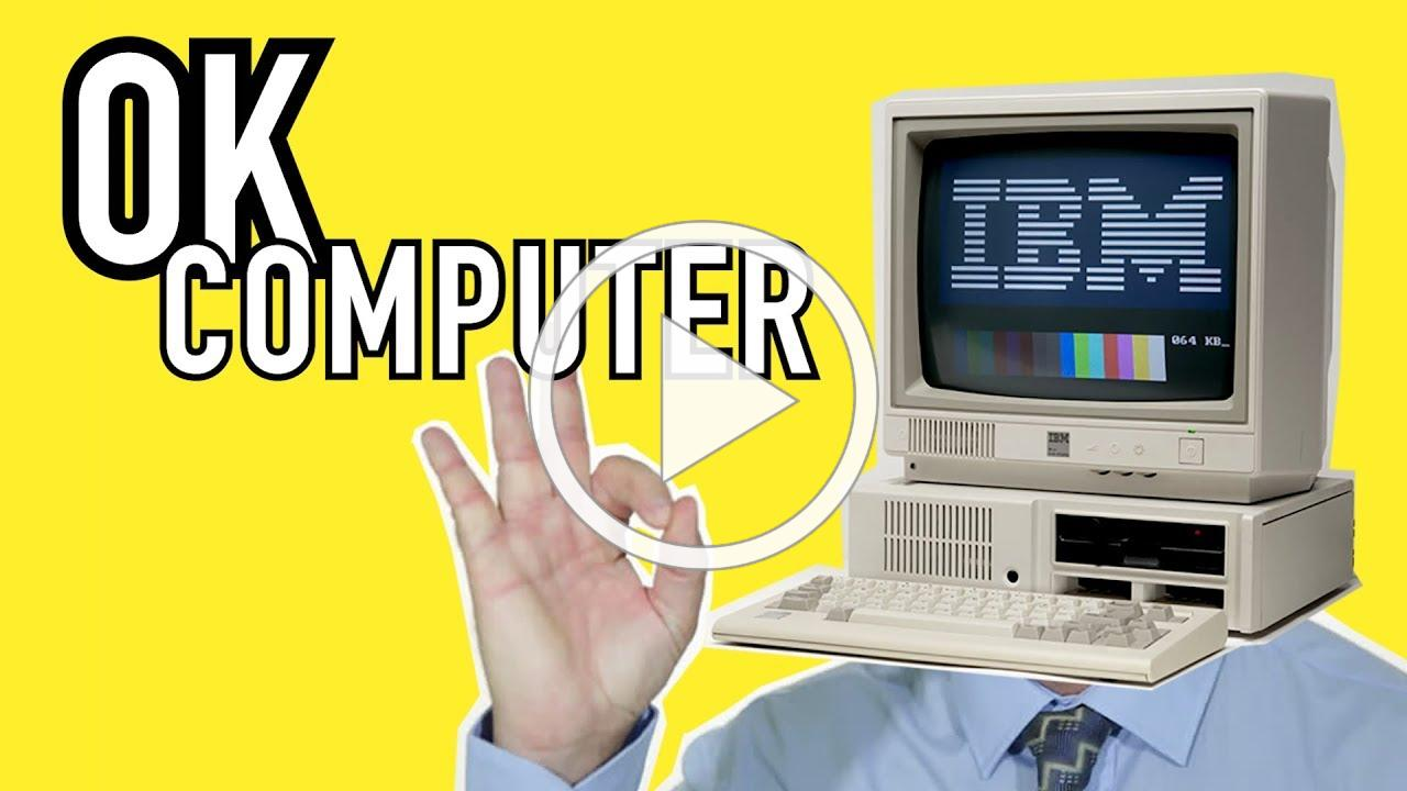 My upcoming 'OK Computer' lecture series explained