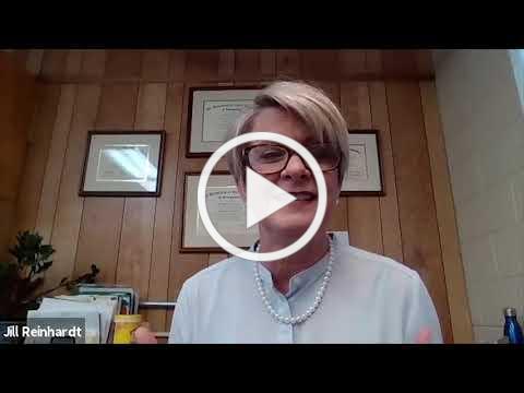 Virtual Mixer #4 - Dr. Jill Reinhardt, Surry County Schools