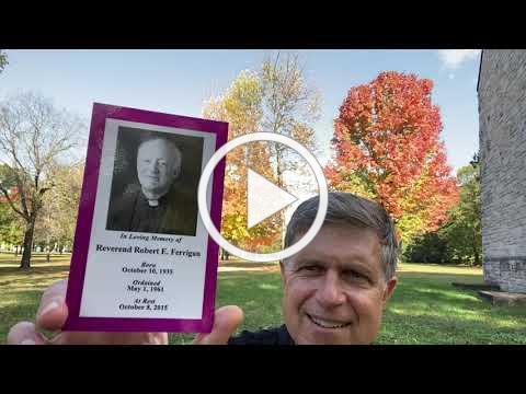 Mid-Week Chat 10.6.21 parish updates, memories of a friend's wedding, a priest of very happy memory