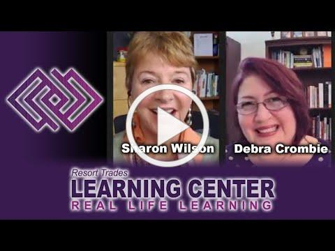 Debra Crombie talks with our Sharon Wilson about Fierce Conversations