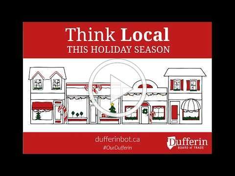 #ThinkLocal this Holiday Season!
