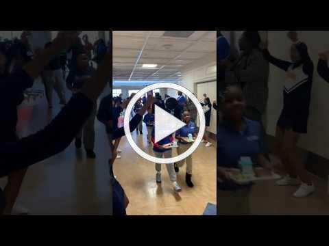 GOWIL Shows School Spirit!