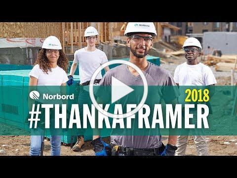 How #THANKAFRAMER is giving America more Framers to Thank