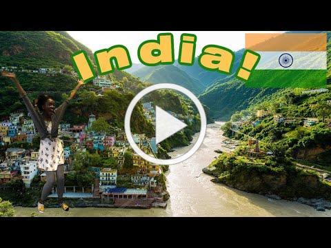 India! (Around our World!)