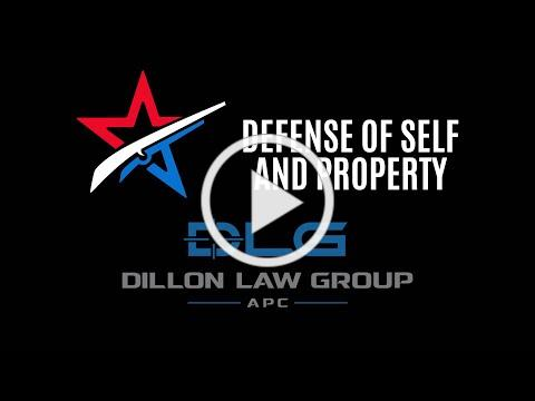 Defense of Self and Property w/ John Dillon and Michael Schwartz
