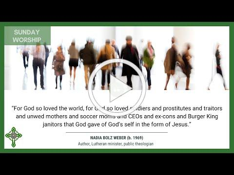 March 14th, 2021 Sunday Worship Video: Chapel Edition