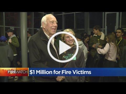 $1.1 Million Token Of Kindness