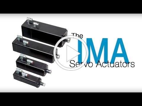 IMA Linear Servo Actuators