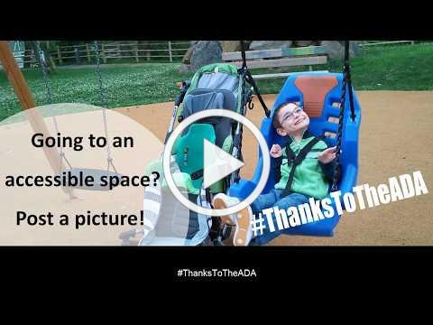 ADA 30th Anniversary: #ThanksToTheADA