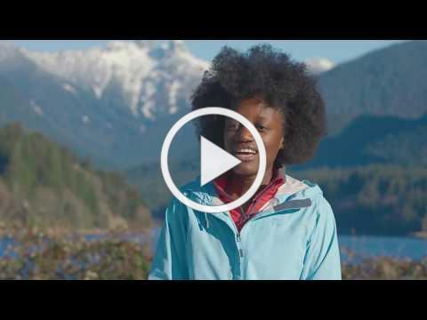 Advocating outdoor diversity and inclusivity - Judith Kasiama