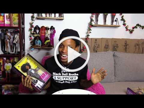 Black Doll Affair Barbie Giveaway