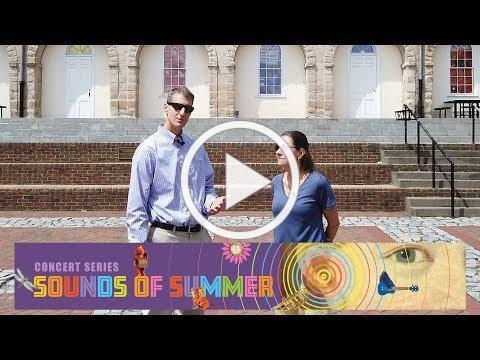 Sounds of Summer concert series kicking off June 7 in Fredericksburg's Market Square