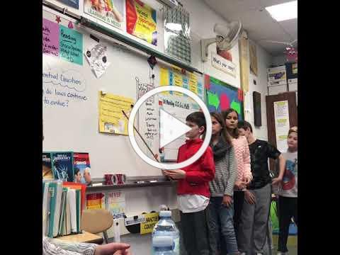 Excellence in DG58: Whittier fifth graders study how laws evolve (Episode 10)