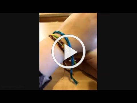 Let's Get Creative and Make Friendship Bracelets
