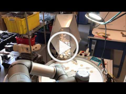 FlexiBowl® Versatile Parts Feeding System