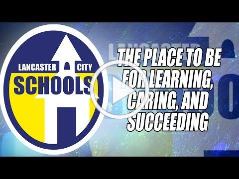 Lancaster City Schools - This Is Me