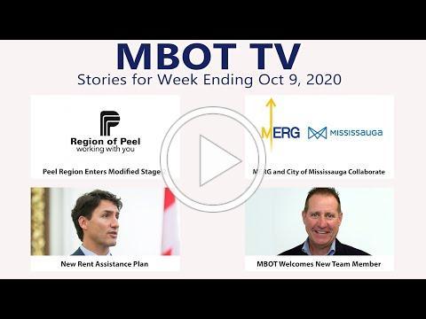 October 9, 2020 - Weekly Recap | MBOT TV