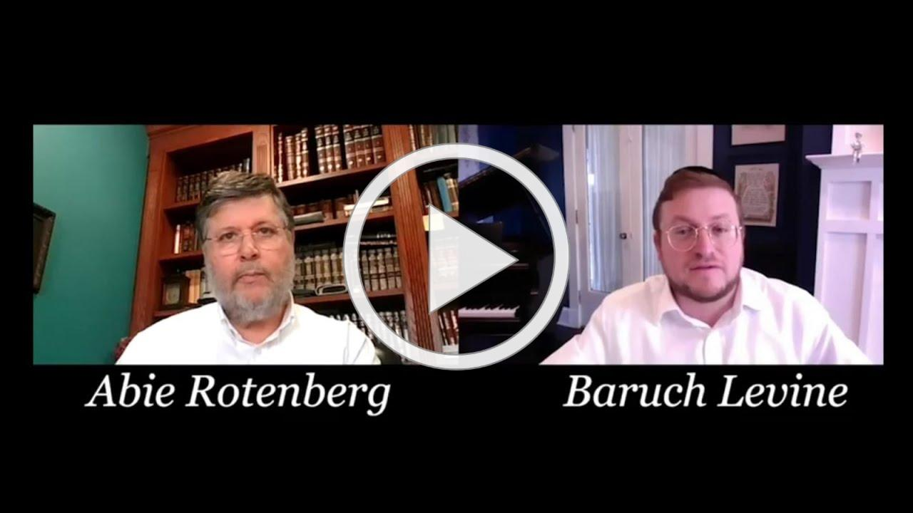 The Place Where They Belong - Abie Rotenberg & Baruch Levine