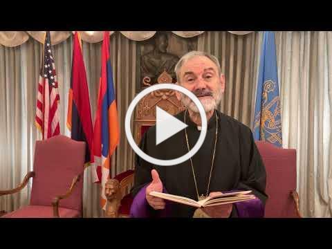 Prelate's Appeal - Lebanon Relief Week 7 (Armenian)
