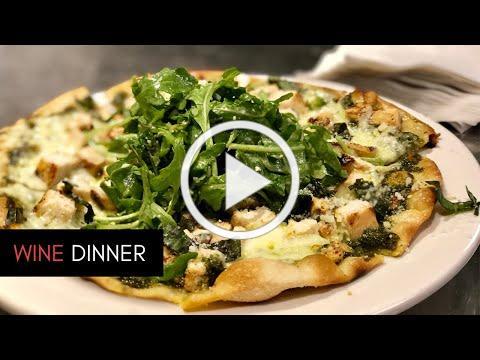 Wine Dinner at Michaels Cuisine November 13 2018