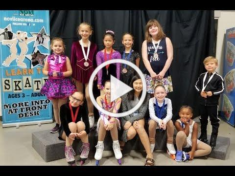 AAFSC attends the 2018 Novi Summer Chill Basic Skills Competition