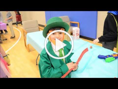 Purim Costume Montage 2018