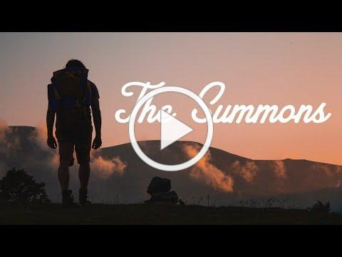 THE SUMMONS (Will you come and follow Me)