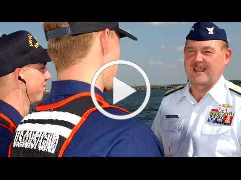 2019 Coast Guard Foundation Distinguished Leadership Award