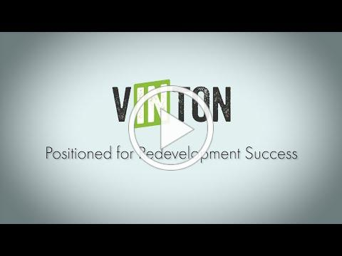 Town of Vinton - Positioned for Redevelopment Success 2019