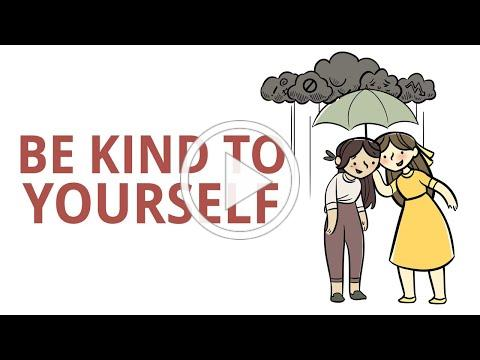 Self-Compassion: Be Kind to Yourself