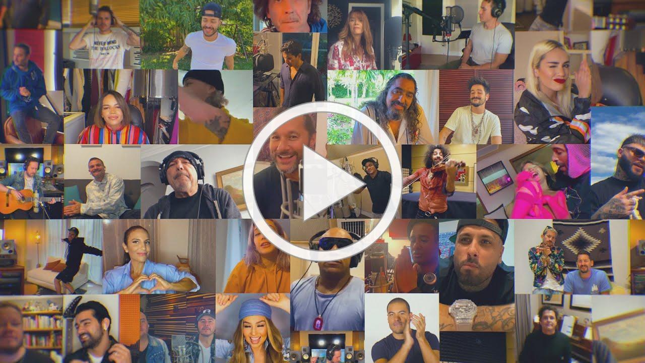 Color Esperanza 2020 - Various Artists (Official Video)