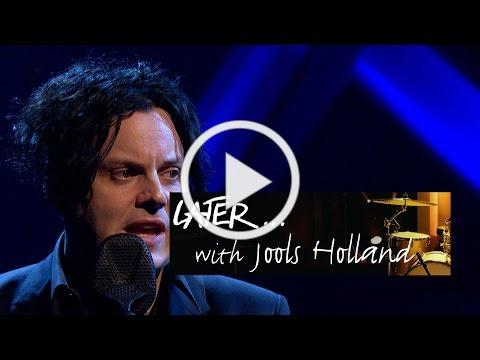 Jack White - We're Going To Be Friends - Later... with Jools Holland - BBC Two