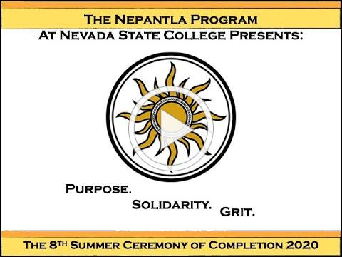 Nepantla Class of 2024 - Summer Ceremony of Completion at NSC