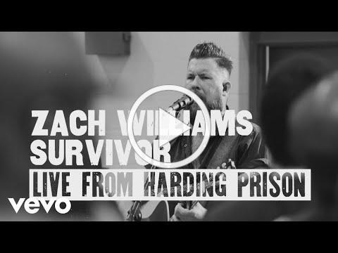 Zach Williams - Survivor (Live from Harding Prison) (Live)