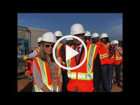 SHS Topping Out Ceremony