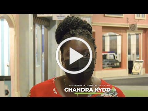 Junior Achievement, JA World Remote Learning Program, Parent Testimonial Chandra Kydd