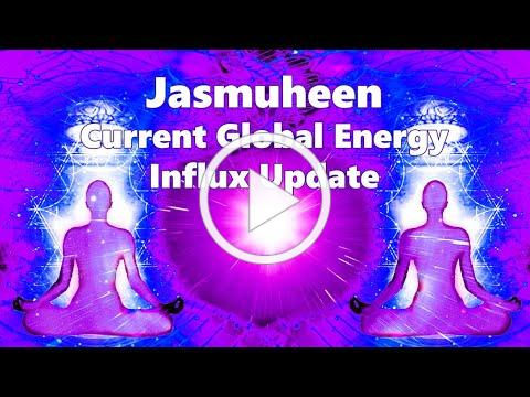 Current Global Energy Influx Update with Jasmuheen