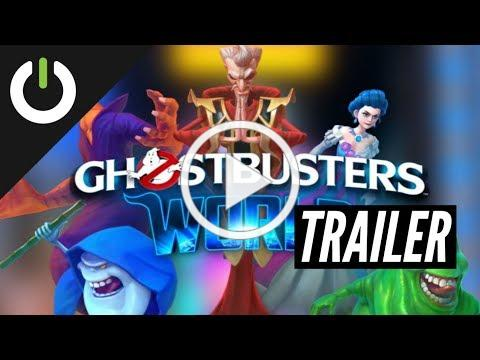 Ghostbusters World Recruitment Trailer: Pre-Register Now (Mobile AR)