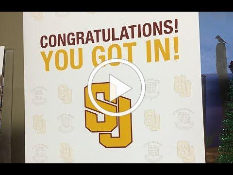 Accepted Students Video 2018