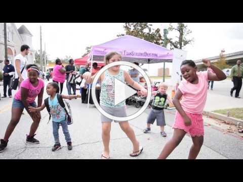 The 2016 SoopaFitt Health Expo and Street Festival in Valdosta GA