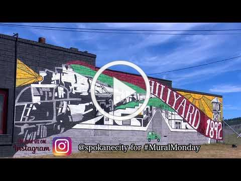 Come and visit the Hillyard Murals