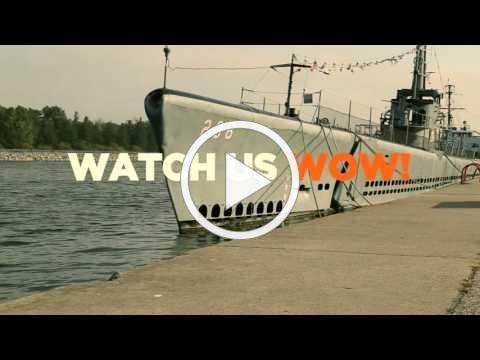 Watch Us Go Visit Muskegon HD