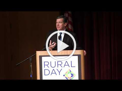 Governor Roy Cooper | Rural Day 2018