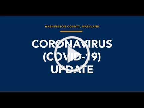 Washington County COVID-19 Press Conference 10/20/2020