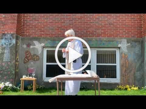 The livestream of our Driveway Eucharist for the Fifth Sunday of Easter